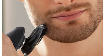 Click-on Beard Styler with 5 length settings