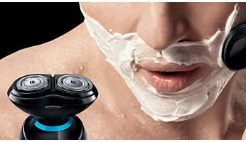 For extra skin protection, use with shaving foam or gel