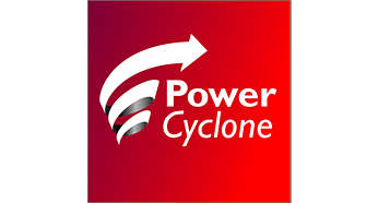 PowerCyclone-technologie voor maximale prestaties