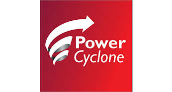 PowerCyclone Technology for maximum performance