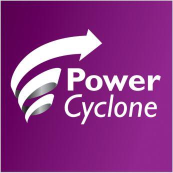 Максимальная производительность с технологией PowerCyclone
