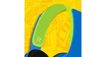 Ultra-lightweight headband for superb comfort and fit