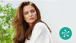 Az ionos kondicionálás sima hajat és maximális ragyogást biztosít