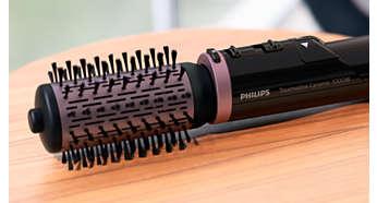 Szczotka 50mm zapewniająca gładsze i bardziej lśniące włosy