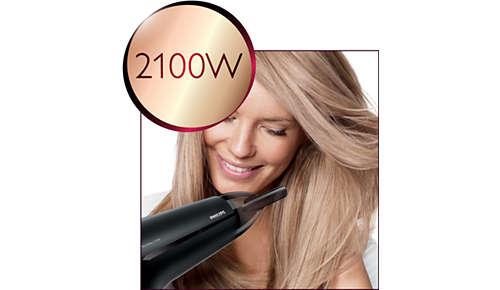 Professionelle Leistung von 2100W