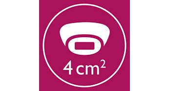 Accesorio para el cuerpo: tratamiento rápido (15minutos para las 2pantorrillas)