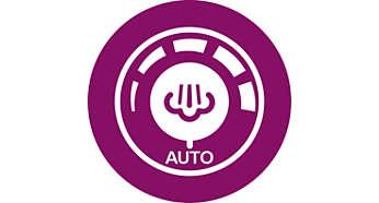 Automatinis garų reguliatorius – reikiamas garų kiekis kiekvienam drabužiui