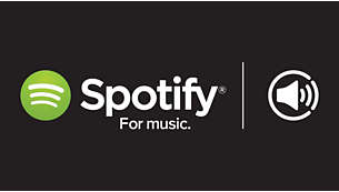 Stream millions of songs to your speakers with Spotify