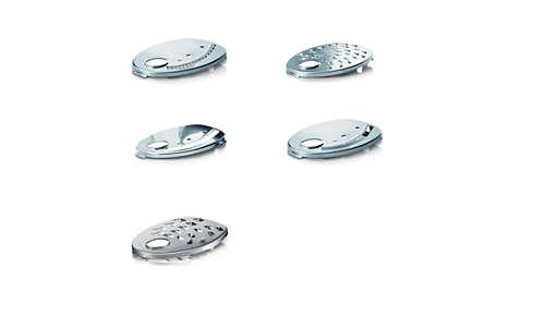 Discos de acero inoxidable para unos cortes perfectos