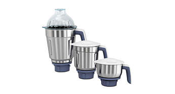 Jars designed with flow breakers