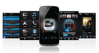 Wireless AppsControl per controllare l'audio dell'auto tramite smartphone