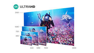 4K Ultra HD: resolution like you've never seen it before