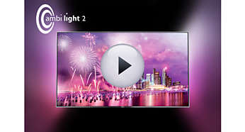 Ambilight changes the way you look at TV forever