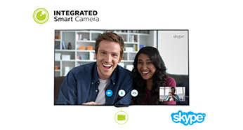 Η ενσωματωμένη Smart Camera εμφανίζεται τη στιγμή που την χρειάζεστε