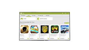 Google Play™ store—the world at your fingertips