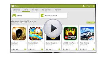 Google Play™ store—lumea la îndemâna dvs.