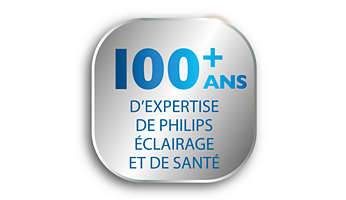 100+ years of Philips lighting and healthcare know-how