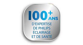 Philips — более 100 лет опыта в области освещения и медицинских технологий