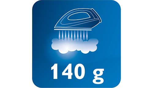Stoomstoot van 140 g