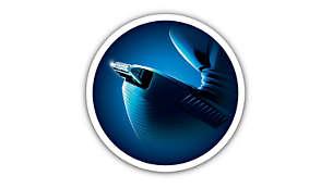 Skin-friendly precision trimmer