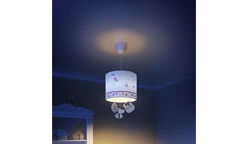 Ideaal voor algemene verlichting