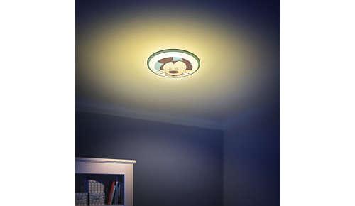 Ideel til almindelig belysning