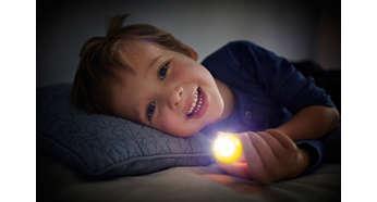 Begleitet Ihr Kind nachts