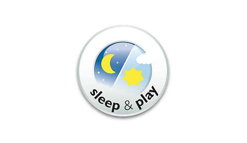 Dag- og natbevægelsessensor