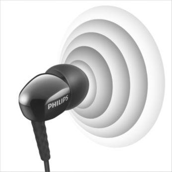 Ezek a kompakt és hatékony hangsugárzók erőteljes hangot és erős basszust biztosítanak