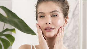 Măreşte absorbţia produselor tale preferate de îngrijire a tenului