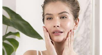 Подобрява попиването на любимите ви продукти за грижа за кожата