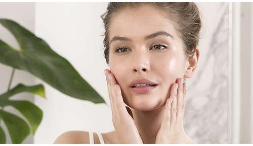 Verbessert die Aufnahme Ihrer Lieblings-Hautpflegeprodukte