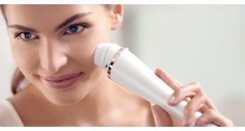 Améliore l'absorption de vos produits cosmétiques préférés