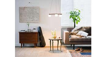Skapa en elegant och inbjudande atmosfär