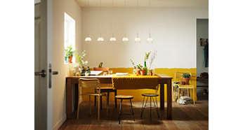Schaffen Sie eine stilvolle und einladende Atmosphäre