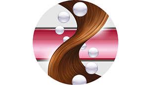 Ionisierungsfunktion und Tourmalin-Keramikbeschichtung