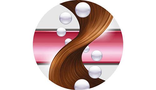 Protezione agli ioni, ceramica e tormalina