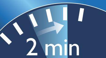 Smartimer te ayuda a cumplir el tiempo de cepillado recomendado