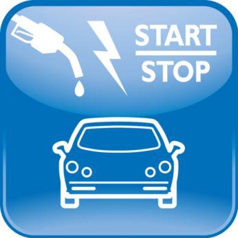 """Совместимы с автомобилями с системой """"Старт-стоп"""", гибридными и электрическими автомобилями"""
