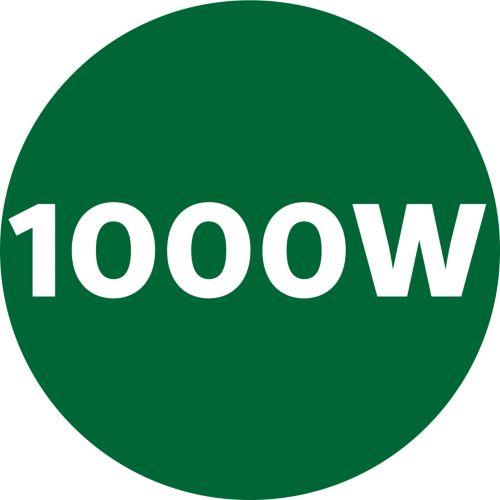 Exprime los ingredientes más duros a 1000W