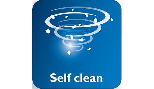 Sistema di pulizia automatico per un'efficace rimozione del calcare
