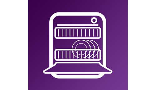 Accessoire Philips Avance compatible lave-vaisselle