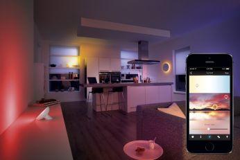 Skonfiguruj ustawienia oświetlenia na podstawie ulubionego zdjęcia