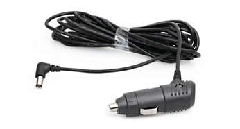 Including 4m 12V power cable and mounting accessories
