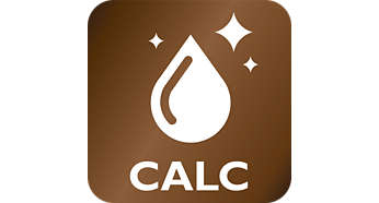 Calc Clean-stand voor een optimale ontkalking