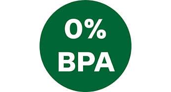 100% BPA-vrij
