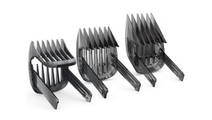 Adjustable hair comb for best haircut results