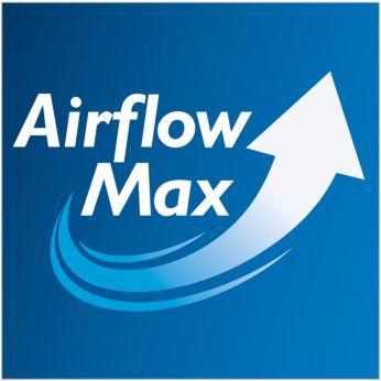 """Moderni """"AirflowMax"""" technologija užtikrina puikų veikimą"""