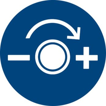 Variable power setting