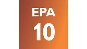 EPA10 филтрираща система с AirSeal за здравословен въздух